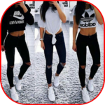 teen outfit Ideas 💖2018😍 icon