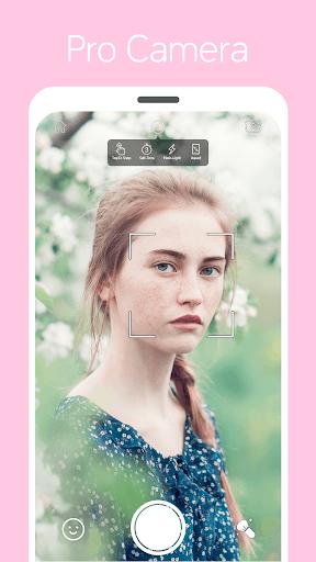 Beauty Selfie Plus - Selfie Camera & Beauty face pc screenshot 1