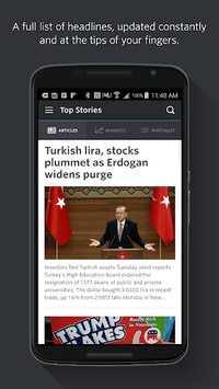 MarketWatch pc screenshot 1