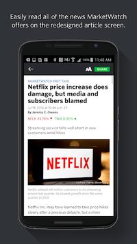MarketWatch pc screenshot 2