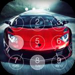 Car Keypad Screen Lock Theme icon