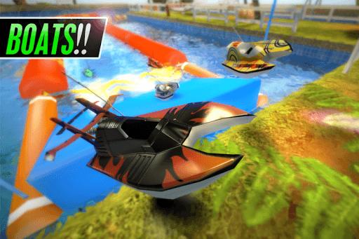 Touch Racing 2 - Mini RC Race pc screenshot 1