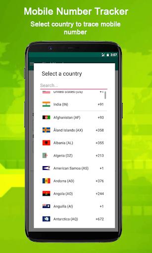 Find Mobile Number Location: Mobile Number Tracker pc screenshot 1