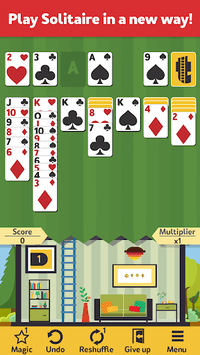 Solitaire Tower pc screenshot 1