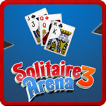Solitaire 3 Arena for pc logo