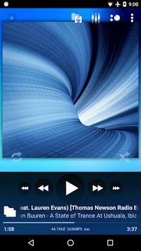 Poweramp Music Player (Trial) pc screenshot 1