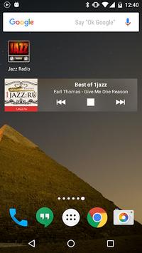 Jazz & Blues Music Radio pc screenshot 1