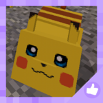 Pikachy and Raichy Addon. Map for MCPE icon