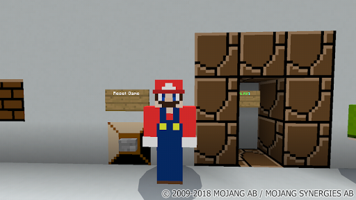 Minario Video Game. MCPE Map. pc screenshot 1