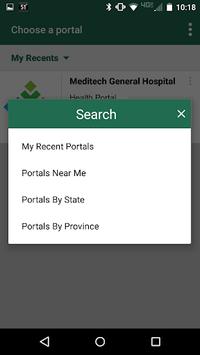 MEDITECH MHealth pc screenshot 1
