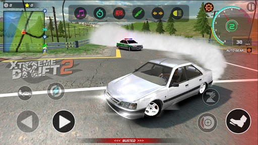 Xtreme Drift 2 PC screenshot 1