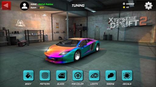 Xtreme Drift 2 PC screenshot 2