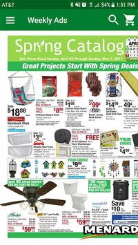 Menards® pc screenshot 1