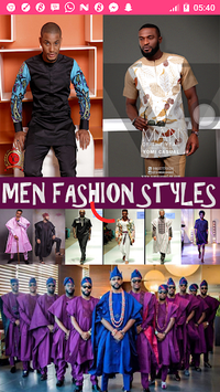 AFRICAN MEN FASHION 2018 pc screenshot 1