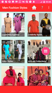 AFRICAN MEN FASHION 2018 pc screenshot 2