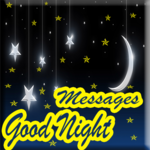 Good Night and happy dreams icon