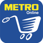Metro Online   Grocery and Electronics icon