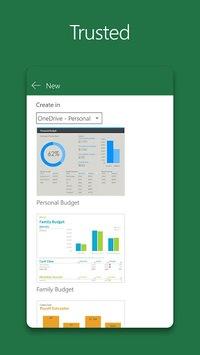 Microsoft Excel pc screenshot 2