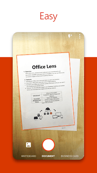 Microsoft Office Lens - PDF Scanner pc screenshot 1