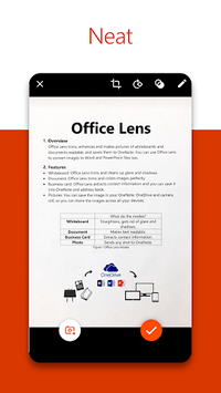 Microsoft Office Lens - PDF Scanner pc screenshot 2