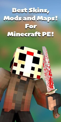 Mods, Skins, Maps for Minecraft PE PC screenshot 1