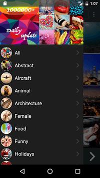 1,000,000 Wallpapers HD 4k(Best Theme App) pc screenshot 1