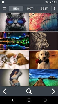 1,000,000 Wallpapers HD 4k(Best Theme App) pc screenshot 2