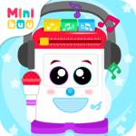 Baby Radio Toy. Kids Game icon