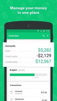 Mint: Budget, Bills, Finance pc screenshot 1