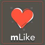 mLike - Free Likes icon