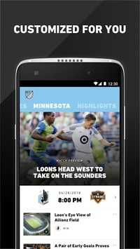 MLS: Live Soccer Scores & News pc screenshot 2