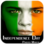 Indian Flag on Face Maker icon