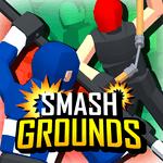 Smashgrounds.io: Ragdoll Fighting Arena BETA icon