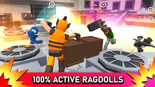 Smashgrounds.io: Ragdoll Fighting Arena BETA PC screenshot 1