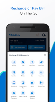 Mobile Recharge,Bill Payments,UPI & Money Transfer pc screenshot 1