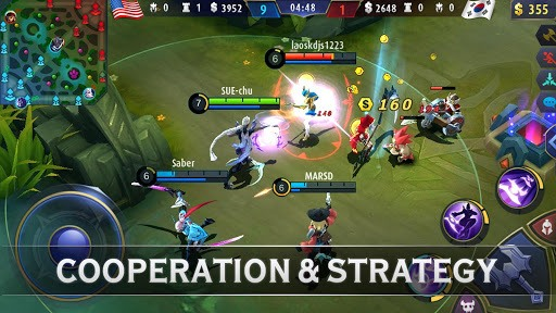 Mobile Legends: Bang Bang pc screenshot 1