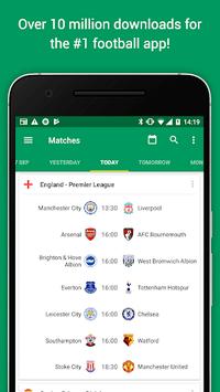 FotMob - Live Soccer Scores for PC - Run FotMob - Live