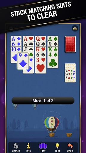 Aces Up Solitaire PC screenshot 2