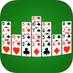 Crown Solitaire: A New Puzzle Solitaire Card Game icon
