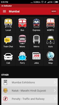 m-Indicator- Mumbai- 1 Nov 2018 pc screenshot 1