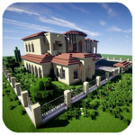 Modern Houses for Minecraft ★★★ icon