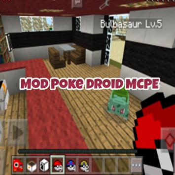 Mod Poke Droid For MCPE pc screenshot 2