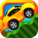 Wiggly racing icon