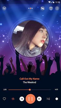Music player pc screenshot 1