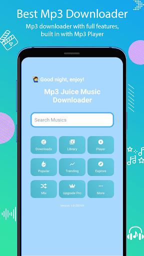 Mp3Juice - Free Mp3 Music Downloader PC screenshot 1