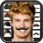 Hair Changer and Mustache for pc logo