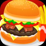 My Fun Burger Maker Cooking Game icon