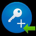 Authenticator Plus Import icon