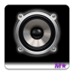 Volume booster controller icon