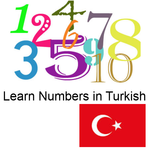 Learn Numbers in Turkish for pc logo